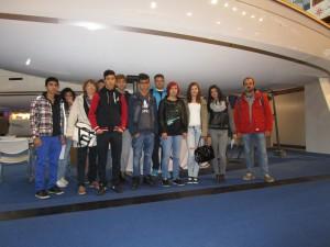 Besuch der Interbootmesse in Friedrichshafen