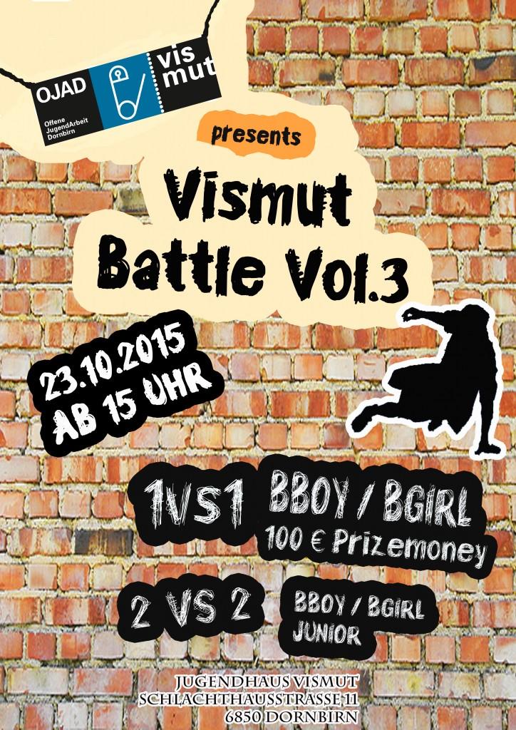 Vismut Battle 3