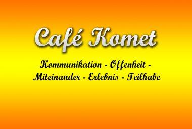 Komet für Homepage